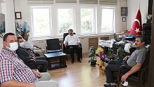 Başkan Sarı'dan Yeni eğitim öğretim yılında anlamlı ziyaret