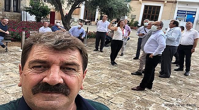 Başkan Sarı, İşbirliği ve kardeşlik için Kıbrıs'ta