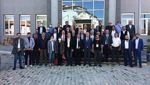 CHP İhsaniye'de eğitim toplantısı gerçekleştirdi