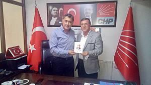 CHP'ye Gelecek Partisi'nden Ziyaret