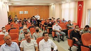 Dinar TSO'da Eğitim Düzenlendi