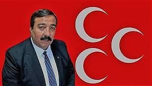 MHP Dinar İlçe Başkanı Karahan'dan Gaziler Günü Mesajı