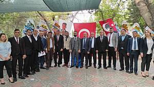 ÜLKEM PARTİSİ ÇAY 1. OLAĞAN KONGRESİ BÜYÜK BİR ÇOŞKU İLE YAPILDI..
