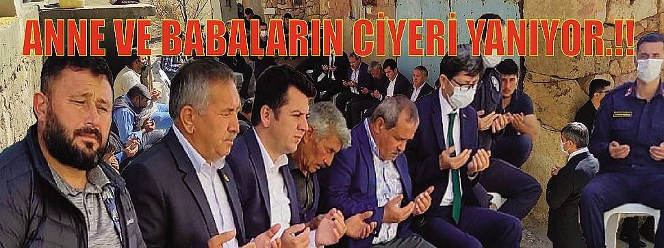 ANNE VE BABALARIN CİYERİ YANIYOR.!!