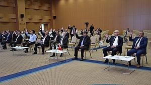 Başkan Sarı, Akdeniz Belediyeler Birliği Meclis Toplantısına katıldı