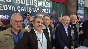 """CHP """"Yerel Medya Çalıştayı"""" düzenledi"""