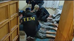DEAŞ Terör Örgütüne Üye Olmak Suçundan 4 kişi Yakalandı.