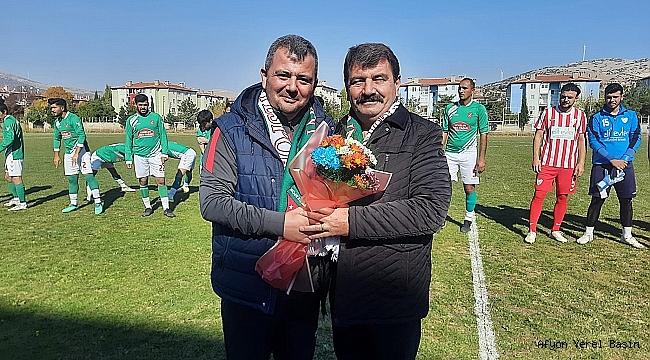 Dinar Belediye Spor 1-2 Emirdağ Spor