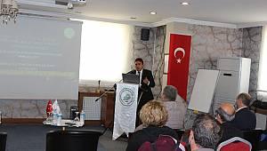 Eber Akşehir Gölü Yönetim Revize Planı Çalıştayı Yapıldı