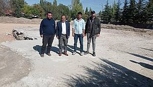 Tatarlı'da Okul Yapımı Başladı