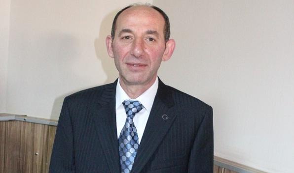 şuhut Esnaf Odası Başkanı Ahmet Akdağ