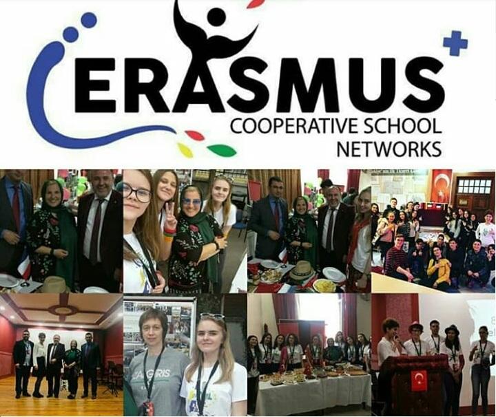 Erasmus Projesinin Kapanış Etkinliği Gerçekleşti..