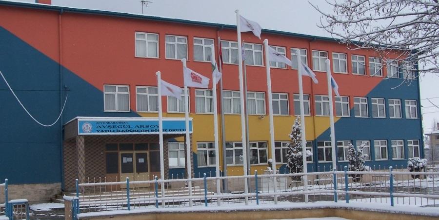 Ayşegül Arsoy İlköğretim Okulunda Neler Dönüyor..!!