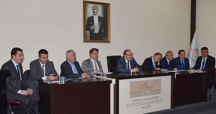 Vali Mustafa Tutulmaz Halk Toplantısında Vatandaşları Dinledi