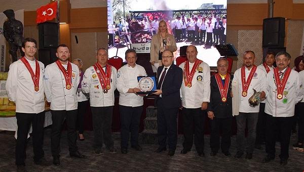 Gastro Afyon 1. Turizm Ve Lezzet Festivali ödül Töreniyle Sona Erdi