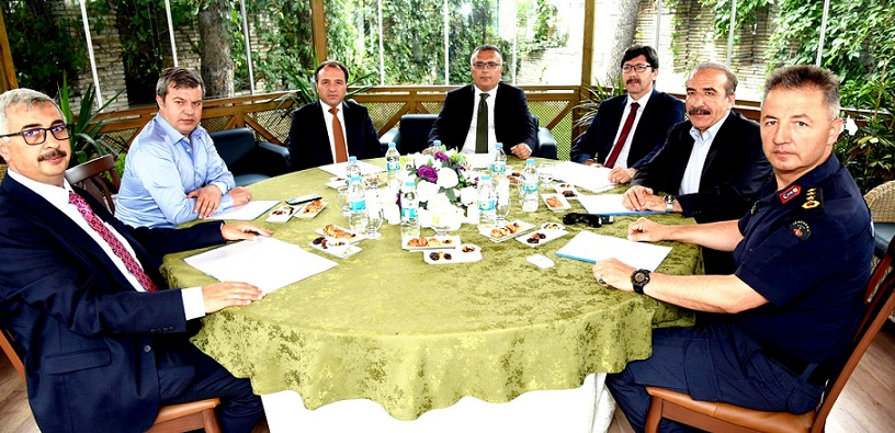 2019 Kpss Koordinasyon Kurulu Toplantısı Yapıldı