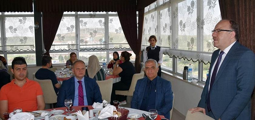 şehit Aileleri Tarihin Başkenti Afyonkarahisar'da Ağırlanıyor