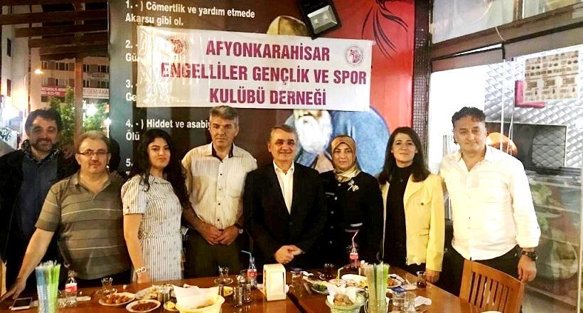 Engelliler Gençlik Ve Spor Kulübü 4. Olağan Genel Kurulunu Gerçekleşti..