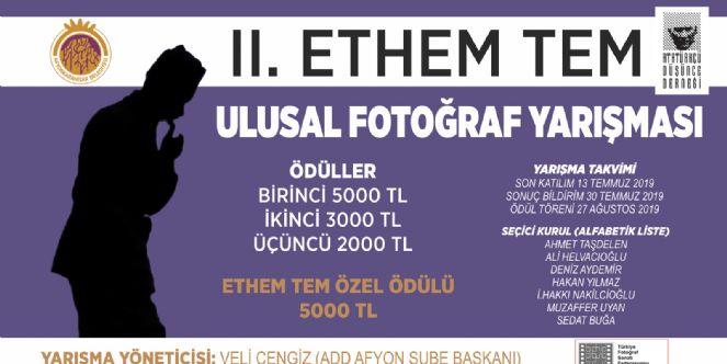 2. Ethem Tem Fotoğraf Yarışması