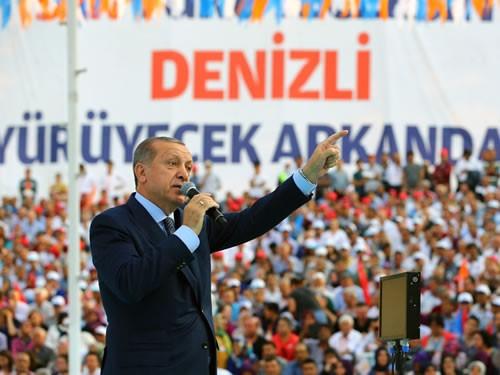 """""""türkiye, Kaybı Göze Alınamayacak Kadar Büyük Bir ülkedir"""""""
