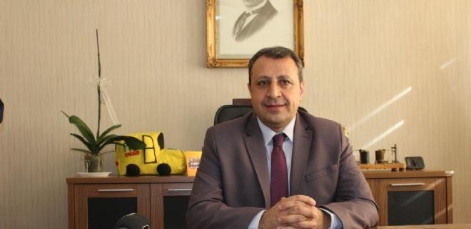 Müdür örsdemir,21 Ekim Dünya Gazeteciler Günü'nü Kutladı.