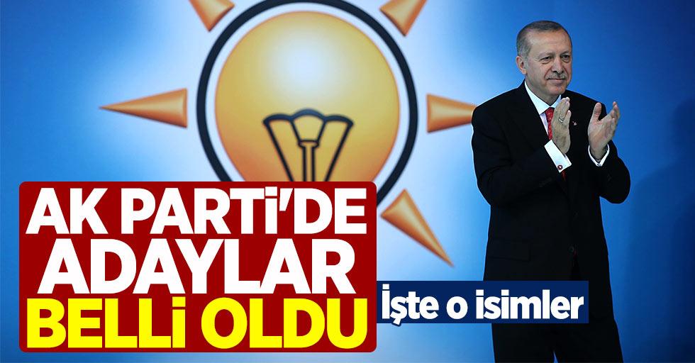 Türkiye'de Belediye Başkan Adayları Belli Oldu
