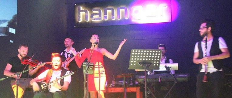 Hanngar Club Rüzgarı Esti