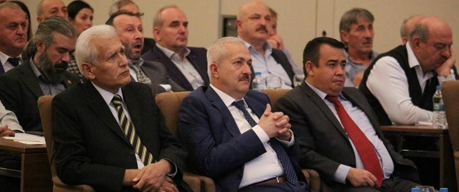 Esob Başkan Vekili Atilla Kocabaş Sakaryalı Misafirleri Yalnız Bırakmadı