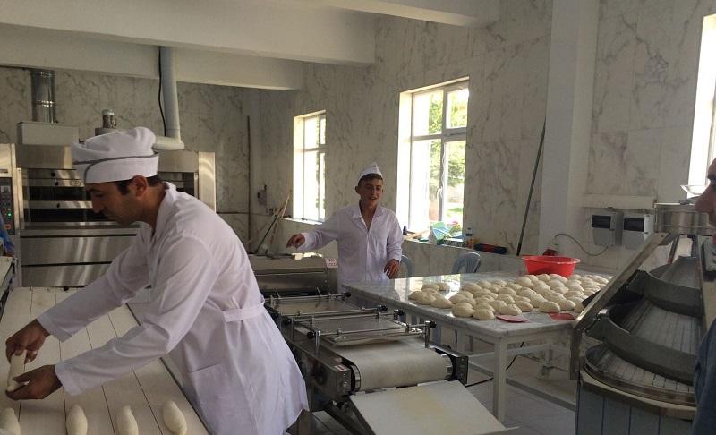 Kadim Dostlar Ekmek Fırınının İlk Ekmekleri