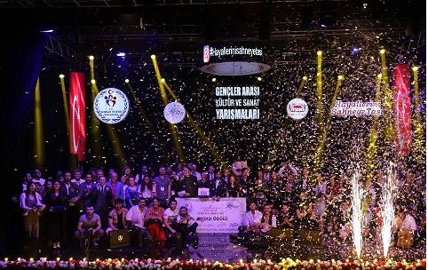 Gençlik Merkezleri Arası Tiyatro Yarışması Türkiye Finali Yapıldı
