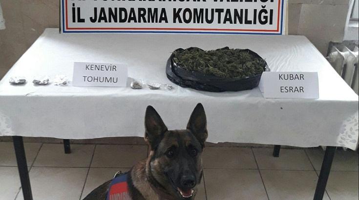 Uyuşturucu Merkezi Sinanpaşa'da Yine Operasyon