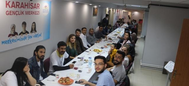 öğrenci Topluluklarıyla Kahvaltı Programı
