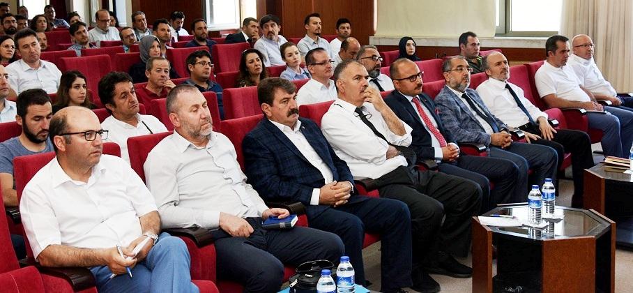 Akü'de Gp-ara Konferansı Düzenlendi