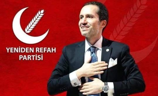 Yeniden Refah Partisi Milletle Buluşuyor..