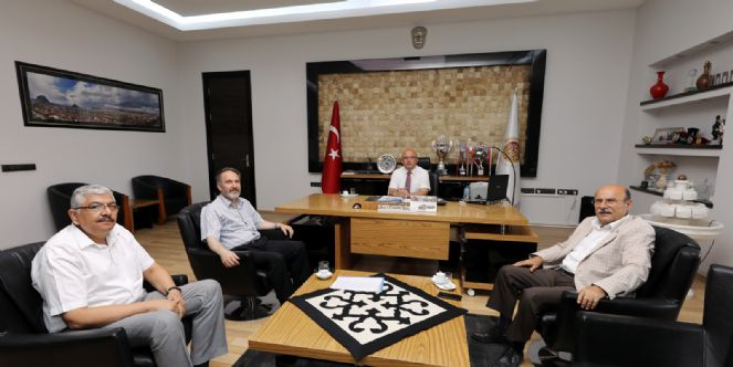 Bem Bir Sen Genel Başkanı Turbay´dan Ziyaret