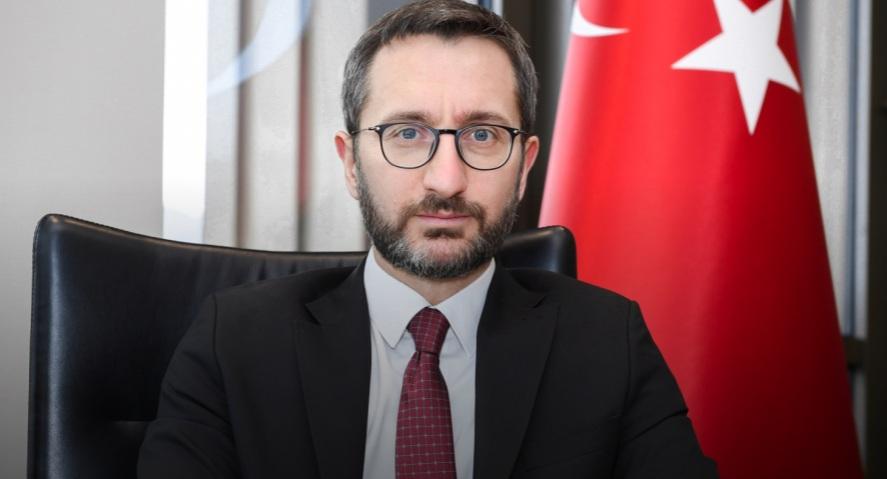 Cumhurbaşkanlığı İletişim Başkanı Altun'dan Ramazan Bayramı Mesajı