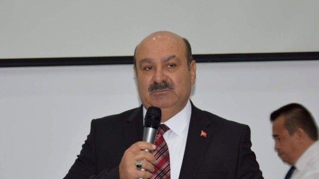 Esob Başkanı Abdülkadir Konak'dan Kurban Bayramı Mesajı