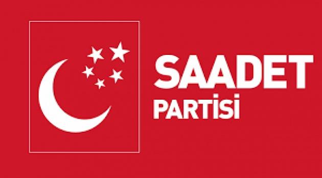 Saadet Partisi Stk Ve Halkla İlişkiler Toplantısı Yapıldı