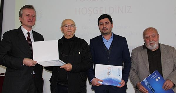 Dinar 3.gerontoloji ödül Töreni Yapıldı