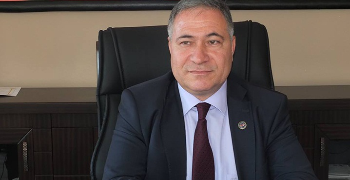 Başkan Abdurrahim Aktoprak'ın Kadir Gecesi Mesajı