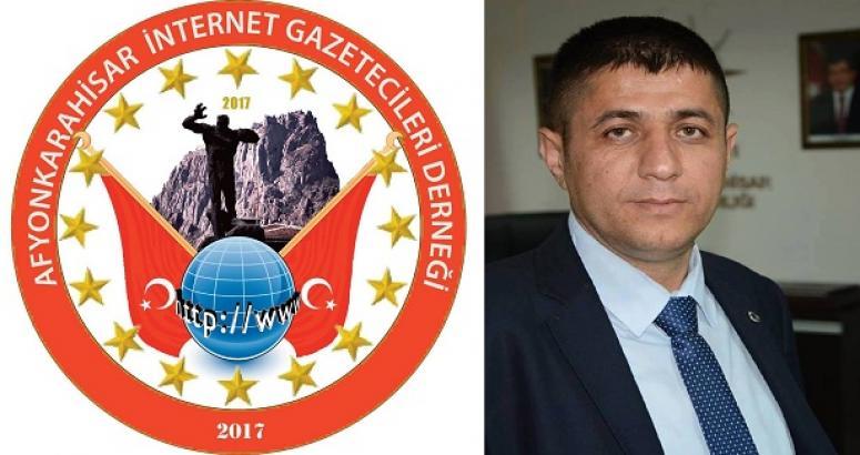 Başkan Ahmet Uçmak'ın Berat Kandili Mesajı