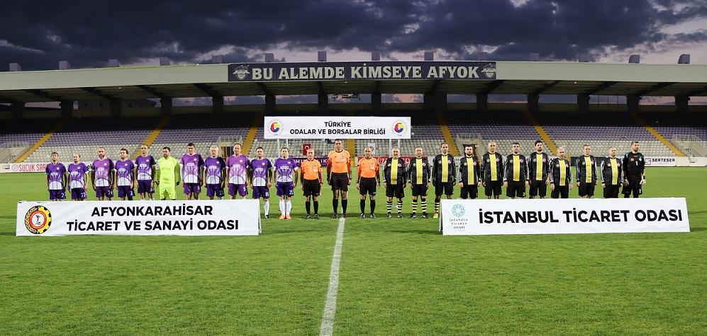 Futbol Ve Dostluk Kazandı..