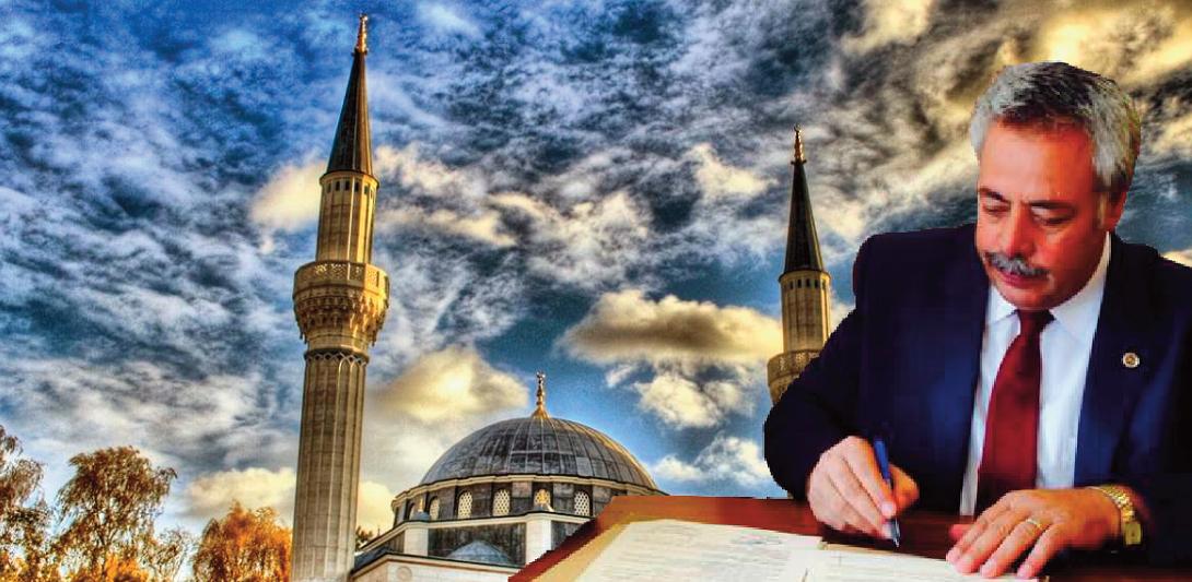 Susuz Belediye Başkanı Cengiz Yıldız'ın Regaip Kandili Mesajı