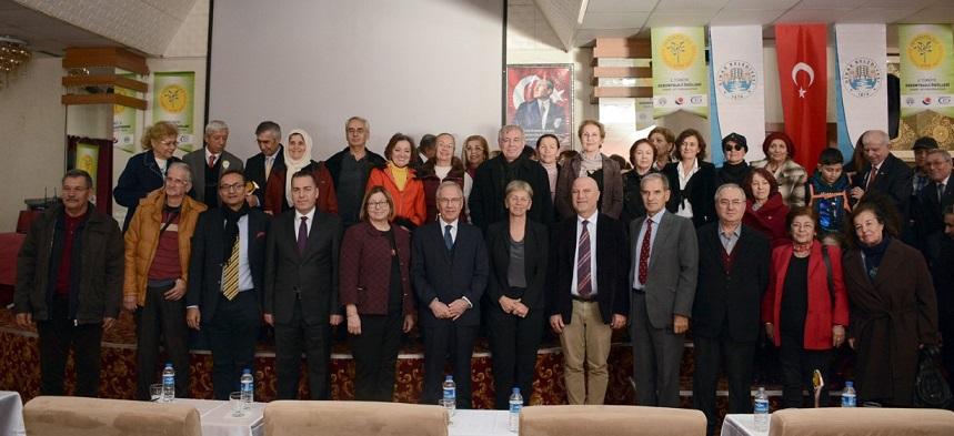 Gerontoloji ödülleri Törenine Dinar Ev Sahipliği Yaptı