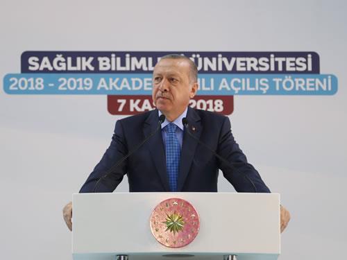 """""""türkiye'nin Sağlık Alanında Hızlı Bir Millîleşme Ve Yerlileşmeye İhtiyacı Var"""""""