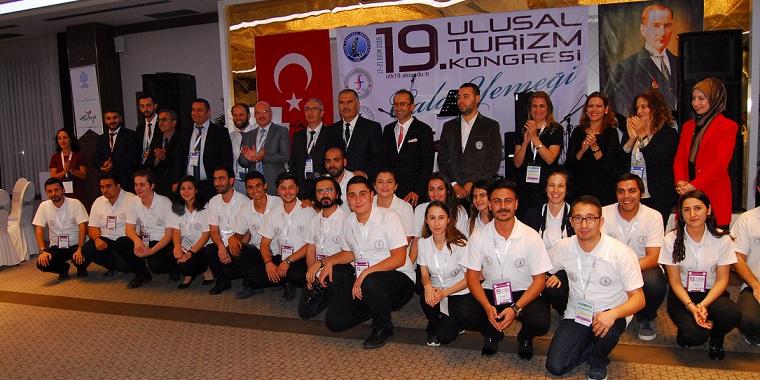 19. Ulusal Turizim Kongresi Galası Düzenlendi