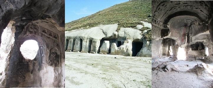 Yedi Kapı Kaya Yerleşimi Tarih Severleri Bekliyor