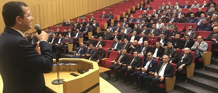 (mhp) Afyonkarahisar Teşkilatları Ankara'ya çıkarma Yaptı