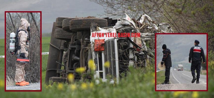 Kaza'da Klor Gazı çevreye Yayıldı..!!