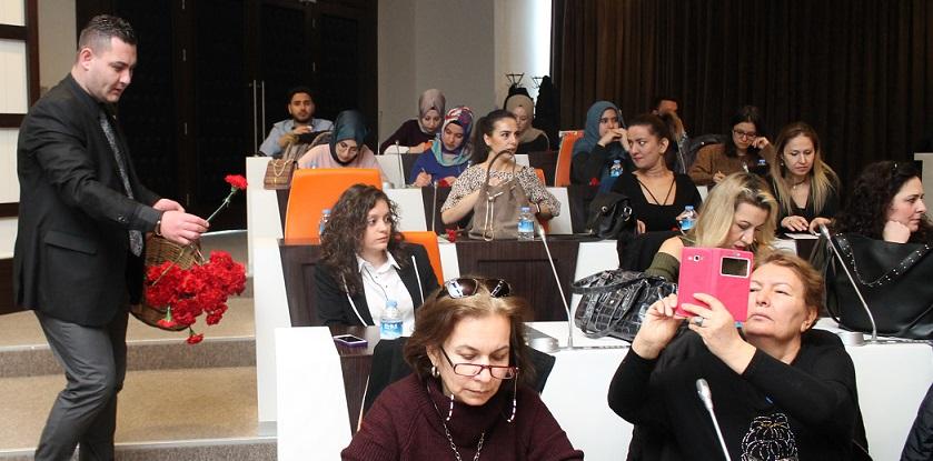 Atso'da Dünya Kadınlar Günü Programı Düzenlendi